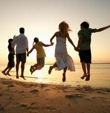 Catégorie de voyage Gigatour En famille